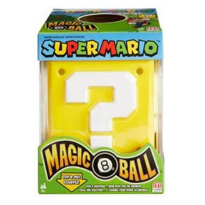 Magic 8 Ball – Super Mario Edition