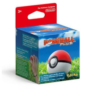 Nintendo Poké Ball Plus Pokebola – Nintendo Switch