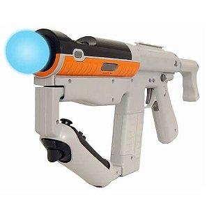 Adaptador de Disparo Sharp Shooter Playstation Move – PS4 / PS3