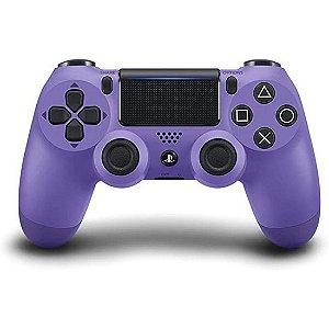 Controle Sem Fio – Dualshock 4 Roxo Elétrico (Electric Purple) – PS4