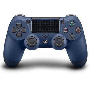 Controle Sem Fio – Dualshock 4 Azul ( Midnight Blue ) – PS4