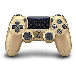 Controle Sem Fio – Dualshock 4 Dourado ( Gold ) – PS4