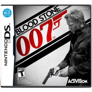 007 Blood Stone Seminovo – DS