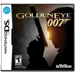007 Golden Eye Seminovo – DS