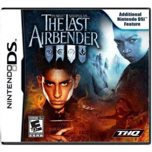 Avatar The Last Airbender Seminovo – DS