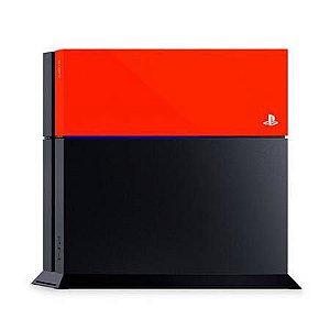 Faceplate Vermelho – PS4
