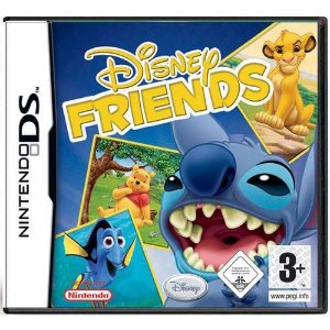 Disney Friends Seminovo – DS
