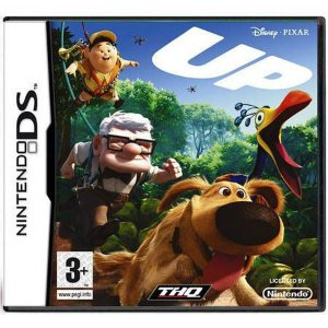 Disney Pixar UP Seminovo – DS
