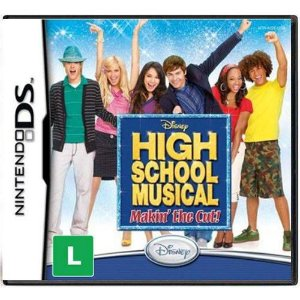 High School Musical Makin' The Cut Seminovo – DS