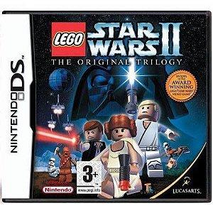 Lego Star Wars 2 La Trilogie Originale Seminovo PAL – DS