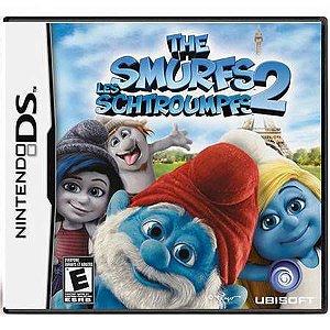 Los Pitufos Os Smurfs 2 Seminovo – DS