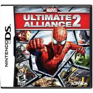 Marvel Ultimate Alliance 2 Seminovo – DS