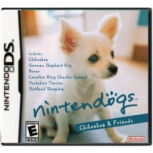 Nintendogs Chihuahua E Friends Seminovo – DS