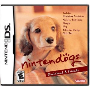 Nintendogs Dachshund E Friends Seminovo – DS