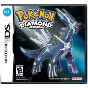 Pokémon Diamond Version Seminovo – DS