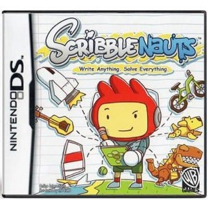 Scribblenauts Seminovo – DS