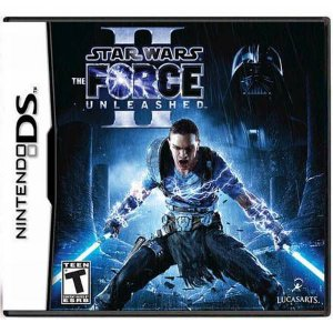 Star Wars The Force Unleashed 2 Seminovo – DS