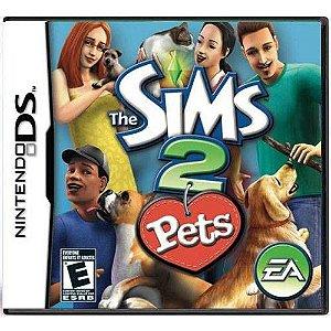The Sims 2 Pets Seminovo – DS