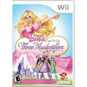 Barbie And The Three Musketeers Seminovo – Wii