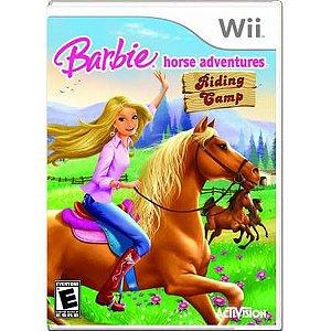 Barbie Horse Adventures Riding Camp Seminovo – Wii