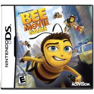 Bee Movie Game Seminovo – DS