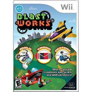 Blast Works Seminovo – Wii