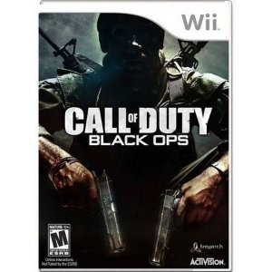 Call Of Duty Black Ops Seminovo – Wii