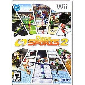 Deca Sports 2 Seminovo – Wii