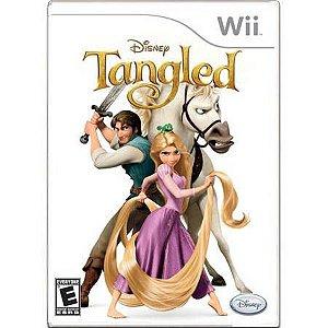 Disney Tangled Seminovo – Wii