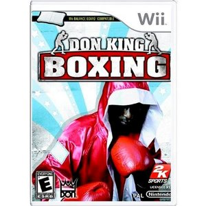 Don King Boxing Seminovo – Wii