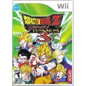 Dragon Ball Z Budokai Tenkaichi 3 Seminovo – Wii