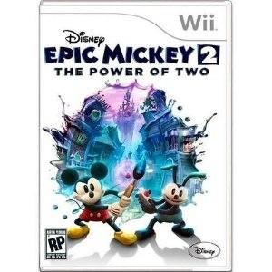 Epic Mickey 2: Power Of Two Seminovo – Wii