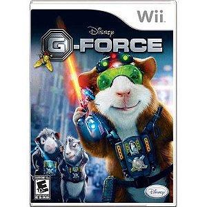 G-Force Seminovo – Wii