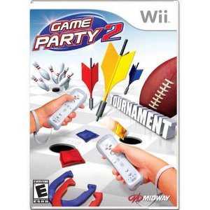 Game Party 2 Seminovo – Wii