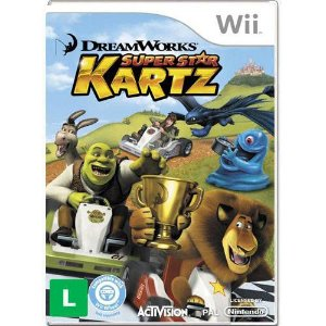 Kartz Super Star Seminovo – Wii