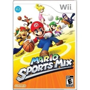 Mario Sports Mix Seminovo – Wii
