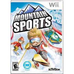 Mountain Sports Seminovo – Wii