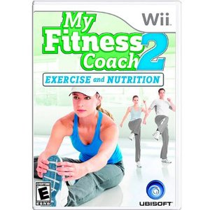 My Fitness Coach 2 Exercise and Nutrition Seminovo – Wii