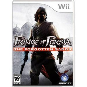 Prince Of Persia: The Forgotten Sands Seminovo – Wii