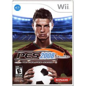 Pro Evolution Soccer 2008 PAL Seminovo – Wii
