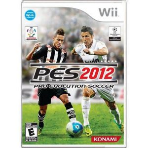 Pro Evolution Soccer 2012 PAL Seminovo – Wii