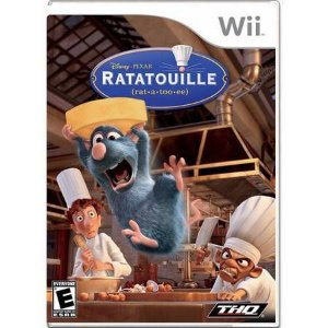 Ratatouille Seminovo – Wii
