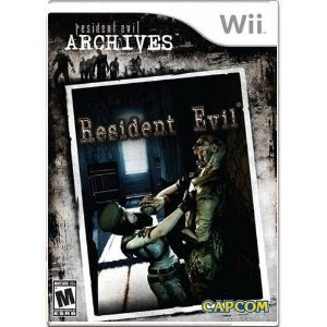 Resident Evil Archives Seminovo – Wii