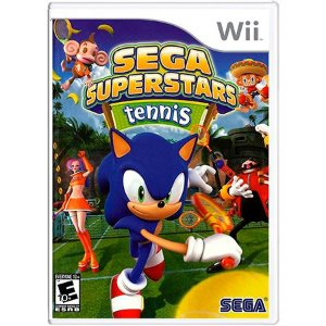 Sega Superstars Tennis Seminovo – Wii
