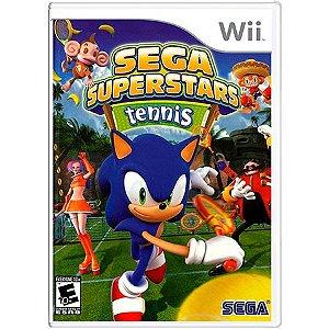 Sega Superstars Tennis Seminovo – Wii