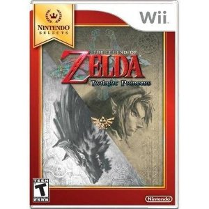 The Legend Of Zelda Twilight Princess PAL Seminovo – Wii