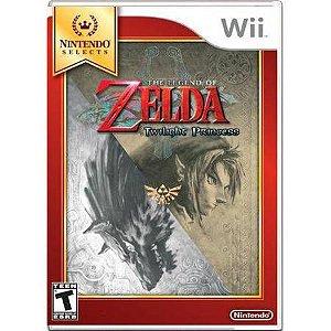 The Legend Of Zelda Twilight Princess Seminovo – Wii
