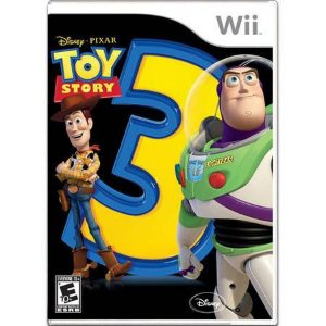 Toy Story 3 Seminovo – Wii