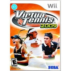 Virtua Tennis 2009 Seminovo – Wii