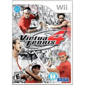 Virtua Tennis 4 Seminovo – Wii